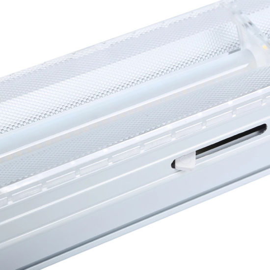LED Linear Trunking Light Linkable Without Gap 5years Warranty Life