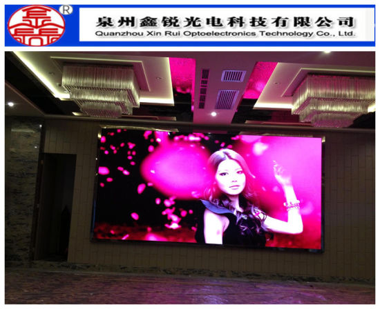 P4 Indoor Full Color LED Display/ Module