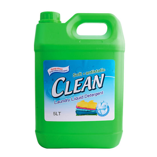 Deep Clean Antistatic Laundry Liquid Detergent pictures & photos