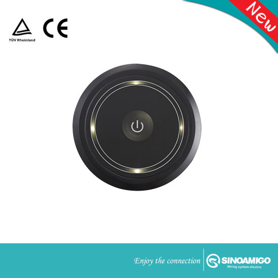 Motorised Pop up Socket Outlet for Workplace