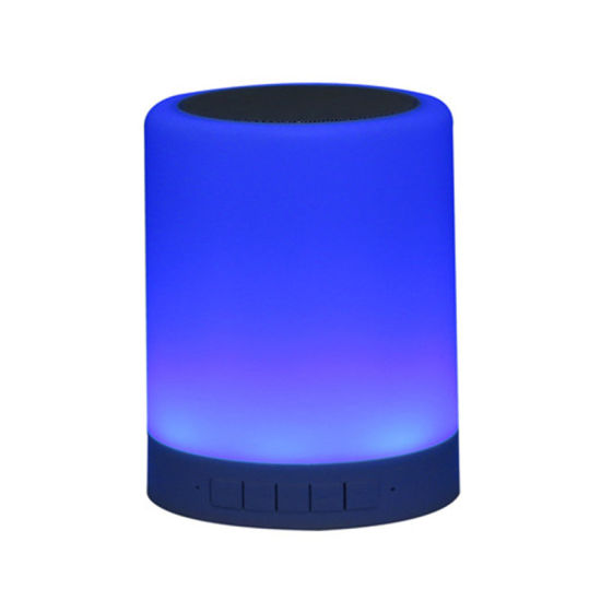 M16 Colorfull Night Light Wireless Speaker HiFi Bass Sound Music Box Subwoofer for Promotion Gift pictures & photos