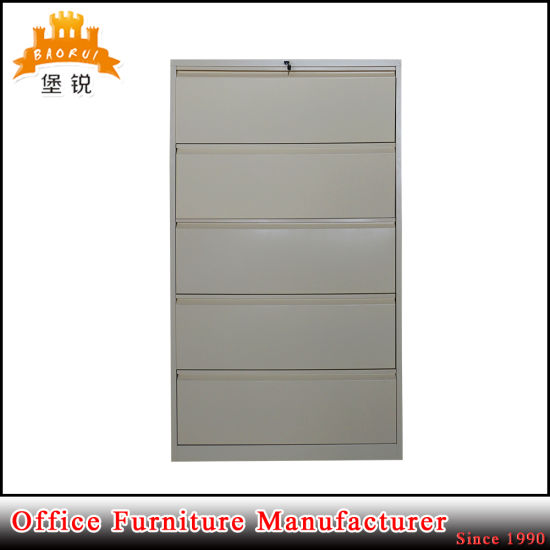 Heavy Duty Steel 5 Drawer Lateral File Cabinet  sc 1 st  Luoyang Baorui Commercial Trading Co. Ltd. & China Heavy Duty Steel 5 Drawer Lateral File Cabinet - China Lateral ...