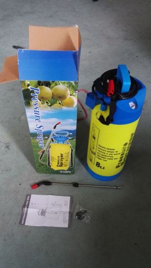 5L Quality Garden Air Pressure Sprayer (HT-5B) pictures & photos
