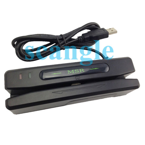 Scangle Smart Magnetic Stripe Card Reader