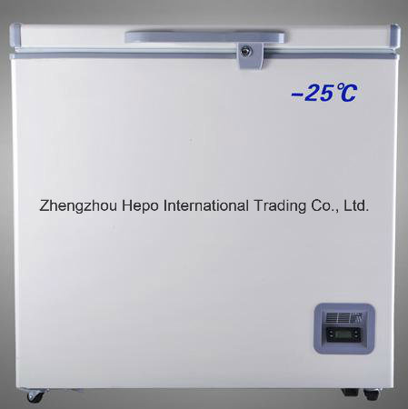 China Manufacture -25 Degree Chest Deep Freezer (100L to 565L) pictures & photos