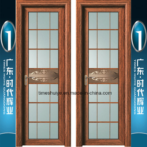 Aluminum Hinged Door with Stainless Steel Hinges pictures & photos