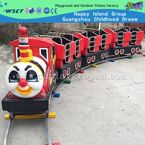 Professional Electric Machine Amusement Trains for Park (HD-10501)