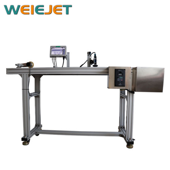 High Speed Online Inkjet Printer/Variable Code for Cosmetics/Pharmaceutical/Food/Beverage