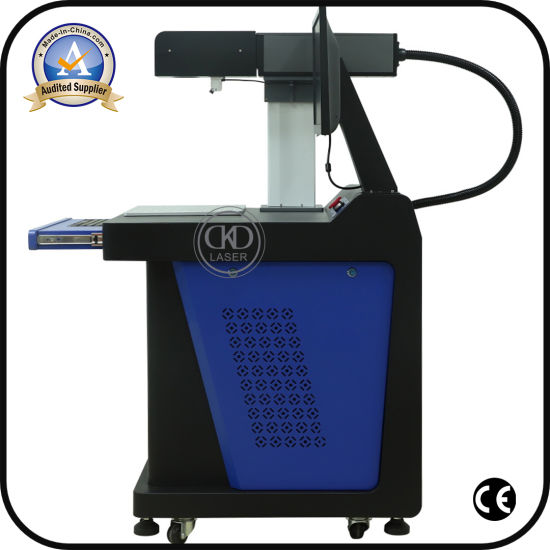 Fiber Laser Marking Machine 3D with Mopa Source Automatically Focuing