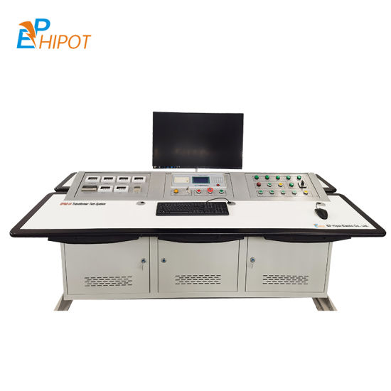 Automatic Integrated Test Bench Power Transformer Test Bed up to 10 Mva 35kv