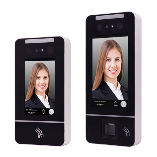 Iface 307 Dynamic Facial Recognition Fingerprint Access Control with 5 Inch Screen