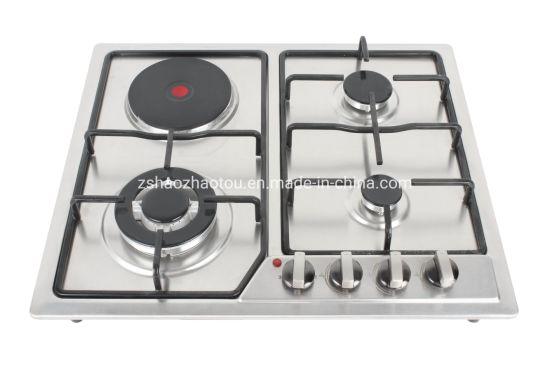 Gas Stove Wholesale Sabaf Burner Gas Cooker