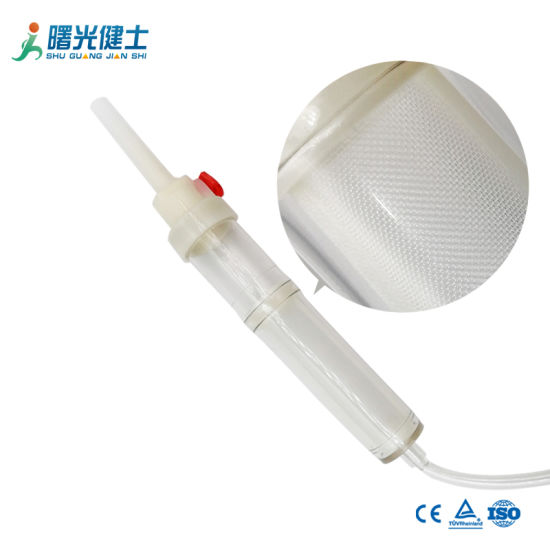 Hot Sale Cheap Price Blood Transfusion Set with Filter Price