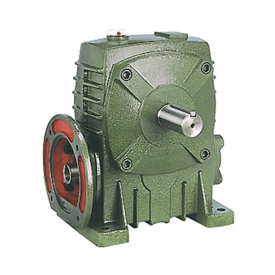 Industrial Transmission Wpda Worm Gearbox Speed Reducer