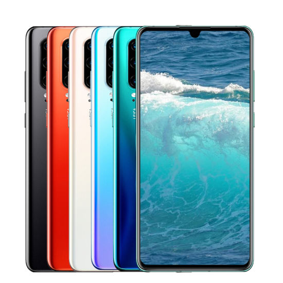 Cellular Telephone Mobile Wholesale Second Hand Refurbished for Huawei P30 PRO 8GB+256GB