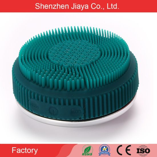 Rechargeable Electric PRO Sonic Spin SPA Cleansing Brush Ultrasonic Facial Brush