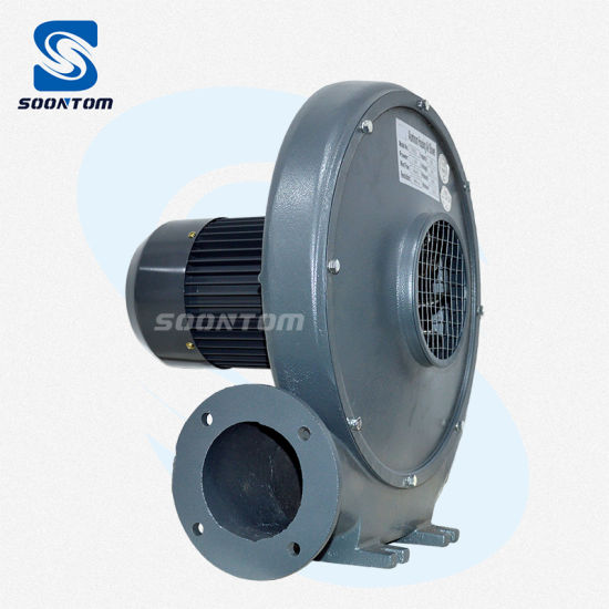 180W/250W/370W Metal Housing Inflatable Blower Medium Pressure Air Blower