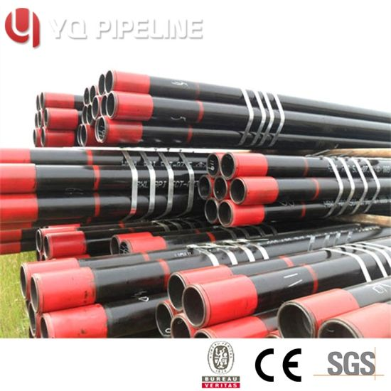 Factory Supply API 5CT Use Oil Well Seamless Steel Casing Pipes
