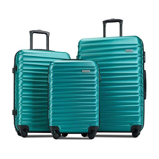 Best Luggage Set Lightweight Boaarding ABS Suitcase for Travel Organizer