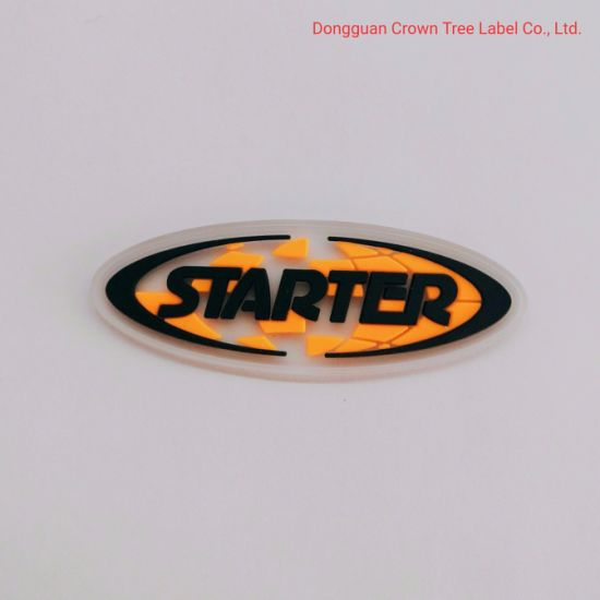 Starter Transparrent Silicone Label with Good Quality