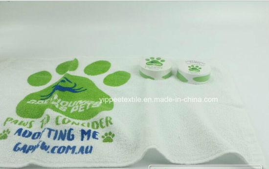 100% Cotton Magic Towel for Gift, Sales Promotion etc pictures & photos