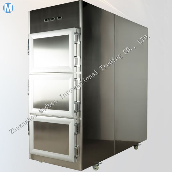 Mortuary Equipment Mortuary 6 Body Coolers Freezer Refrigerator