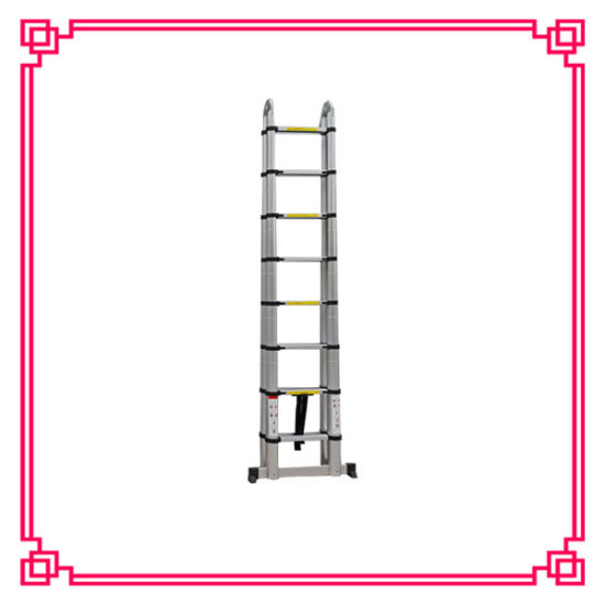 Euro Standard Multi-Purpose Joint Ladder Telescopic pictures & photos