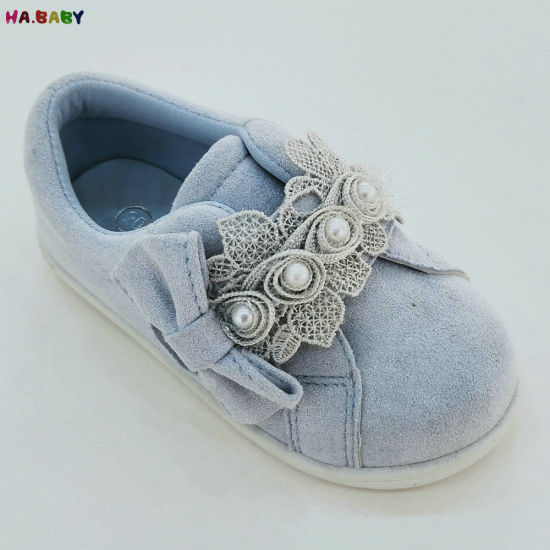 Baby Floral Shoes Children Printing Girl Casual Shoes