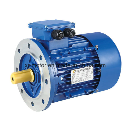 4HP, 4-Pole Ie3 Premium Efficiency Aluminum Housing Motor pictures & photos