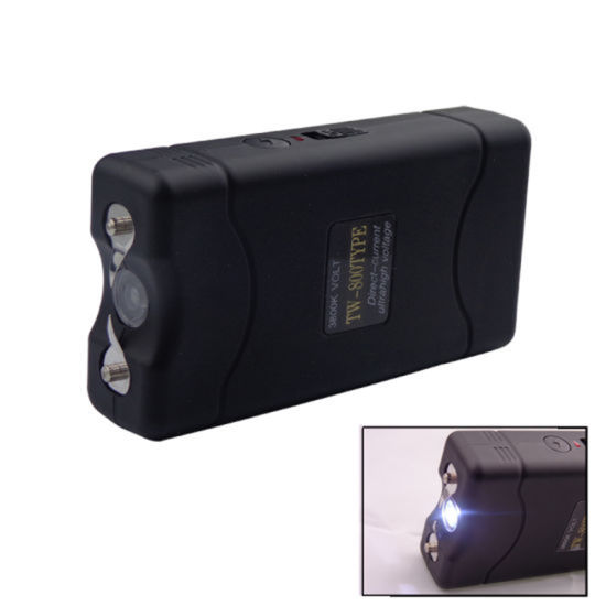 Rechargeable Electric Shock with Flashlight