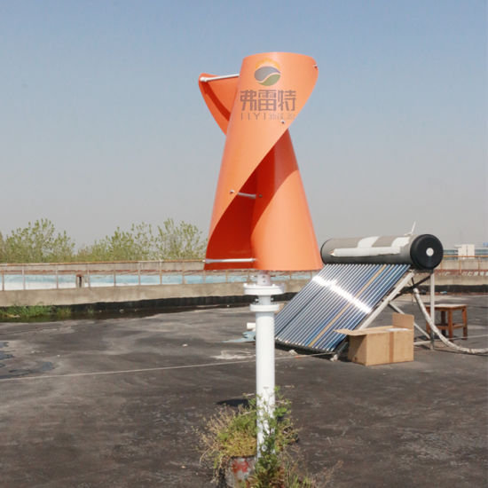 12V/24V 300W Wind Turbine with Rectifier pictures & photos