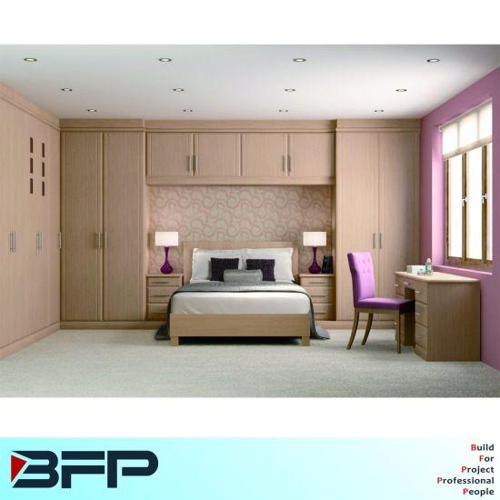 China Wooden Bedroom Wardrobes Home Furniture Set - China Wardrobe ...