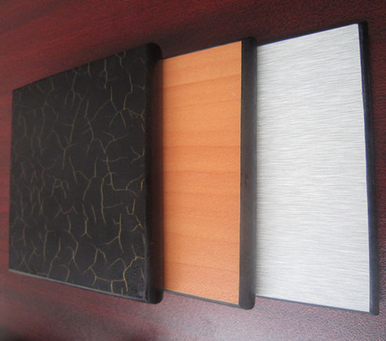 China Grey Color High Pressure Laminate Manufacturer pictures & photos