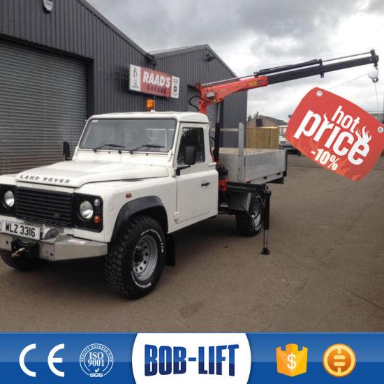 Hot 800 Kg Small Electric Pickup Truck Crane Sq08a4