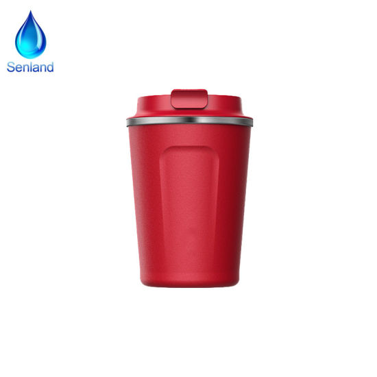 380ml Stainless Steel Insulated Double Wall Vacuum Car Mug (SL-1501) pictures & photos