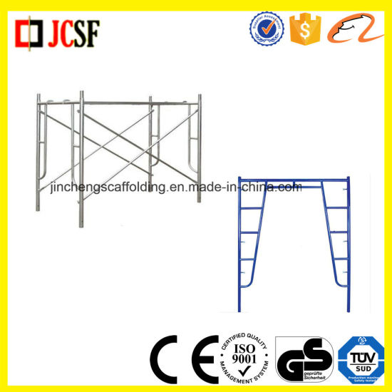 China Mason Frame/Walk Through Frame/Ladder Frame Construction ...