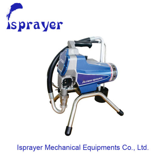PC60 Small Flow Painting Equipment with 2.3L/M