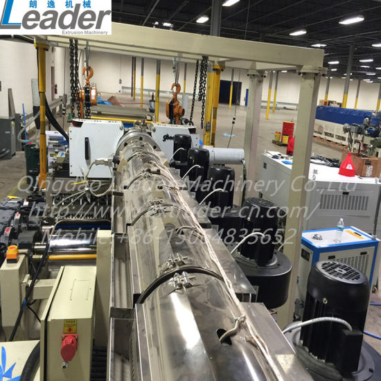 High Quality PP Chemical/Physical Foam Board/Sheet Extrusion Line pictures & photos