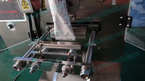 Automatic Pouch Filling Sealing Machine for Granules (VFFS-200A) pictures & photos