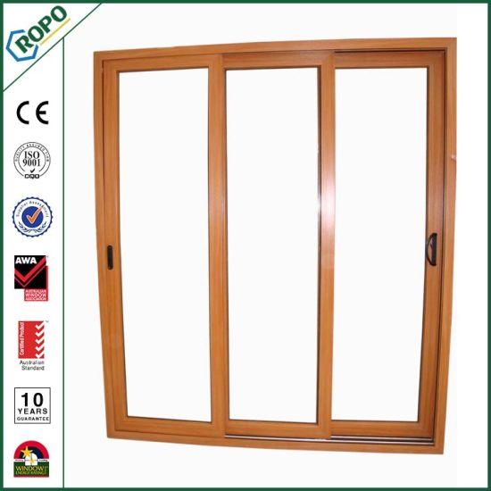 China wood color pvc custom interior glass sliding door china wood color pvc custom interior glass sliding door planetlyrics Images
