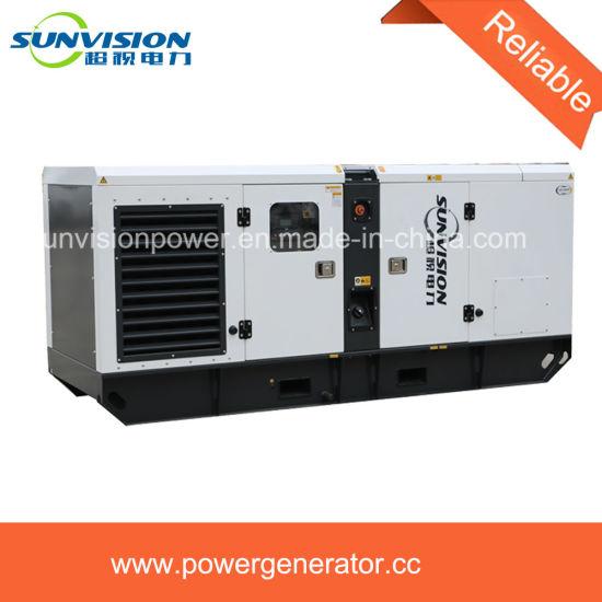 China 220 KVA Silent Cummins Generator With Tropic Radiator