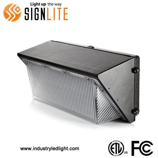 120W ETL FCC LED Wallpack Light for Home Use