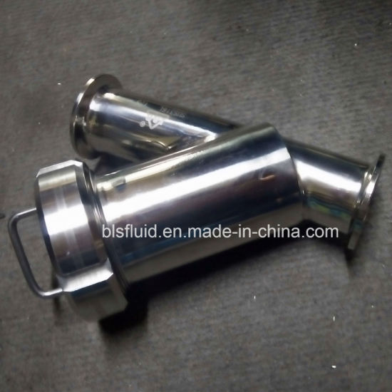 with 20 Years Manufacture Experience Factory Supply Sanitary Y Strainer pictures & photos