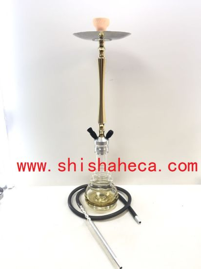 Great Quality Wholesale Aluminum Nargile Smoking Pipe Shisha Hookah pictures & photos