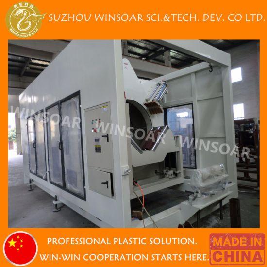 1600mm HDPE Pipe Cutting Machine