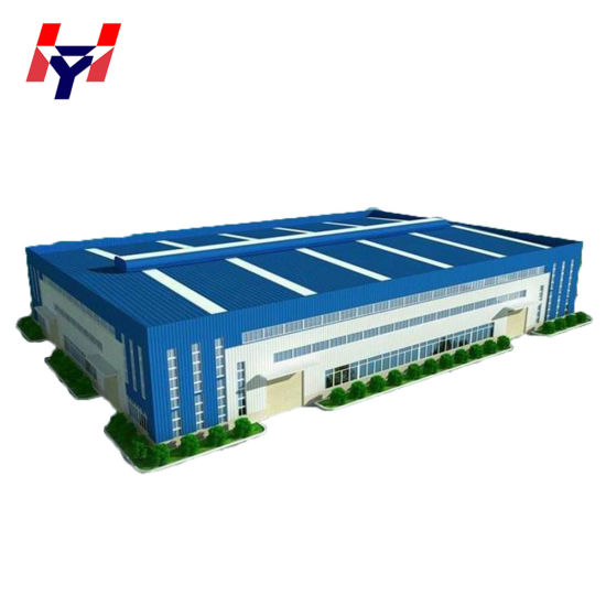 China Customized Turn Key Prefabricated Steel Structure Badminton Court