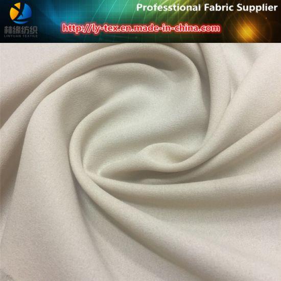 75D Polyester Chiffon Fabric, Polyester Moss Crepe Dress Fabric (R0154)
