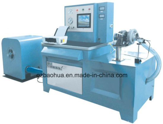 Bench for Testing Automobile Turbochargers pictures & photos