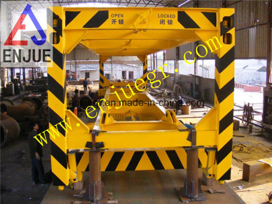 China Overheight Container Lifting Frame Spreader for Sale - China ...