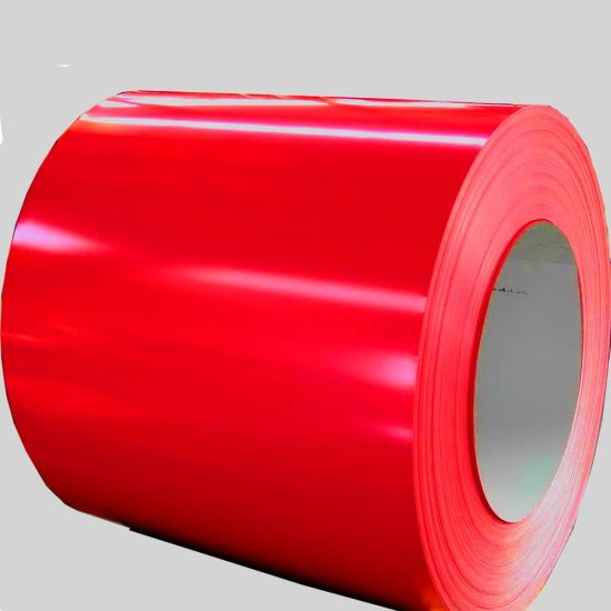 High Durability Color Coated Galvanized Steel in Coil